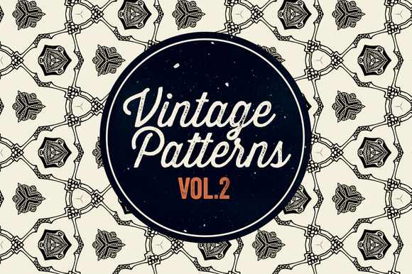 Vintage Patterns Vol.2