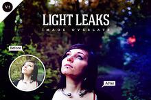 Light Leaks (Image Overlays)