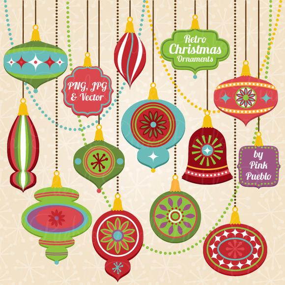 Clipart Christmas Tree Ornaments Christmas Ornament Clipart