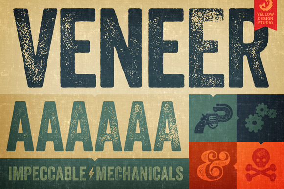 Veneer Webfonts