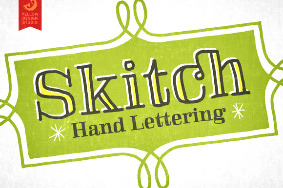 Skitch Webfonts