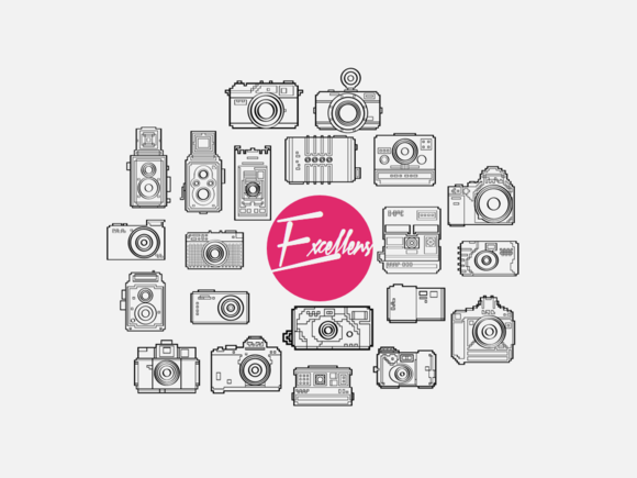 Excellens Photography PowerPoint ~ Presentation Templates