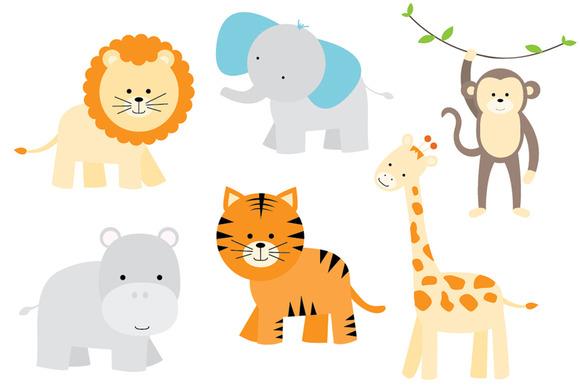 Wild Animal Set