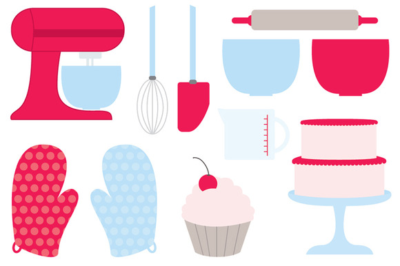 Kitchen Baking Set