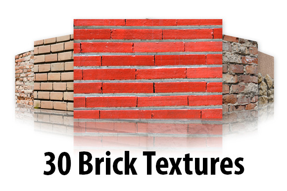 30 Brick Textures