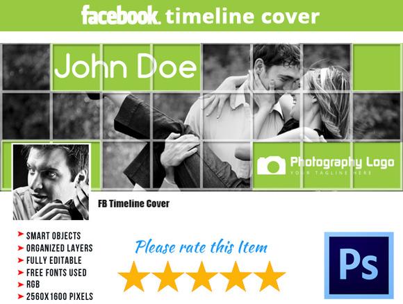 Photographer Facebook Timeline Cover
