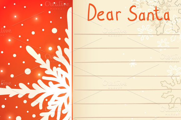 Alfa img - Showing > Merry Christmas Letters to Santa