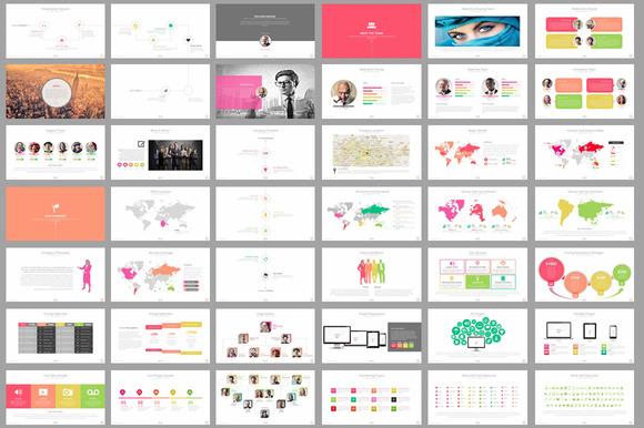 Africa - Multipurpose Powerpoint - Presentations - 2