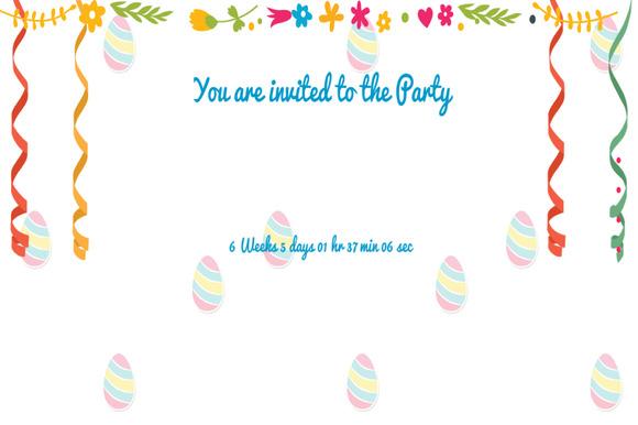 Happy Easter- Web Design Template - Websites - 2