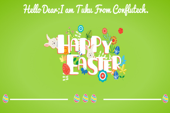 Happy Easter- Web Design Template - Websites - 5