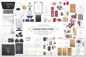 Custom Scene Constructor
