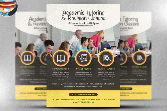 Academic studies flyer template flyer templates on for Research study flyer template
