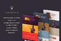 Carpatica OnePage Template-Graphicriver中文最全的素材分享平台