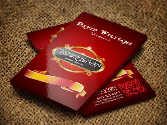 Restaurant Business Card Business Card Templates on