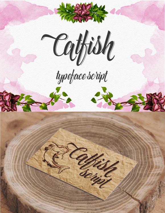 Catfish Font Download