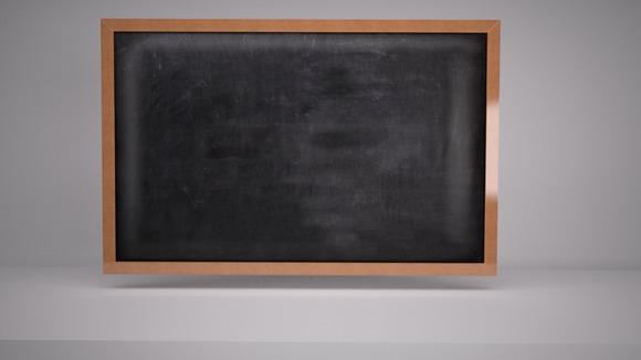 Classroom Wall Mounted Chalkboard
