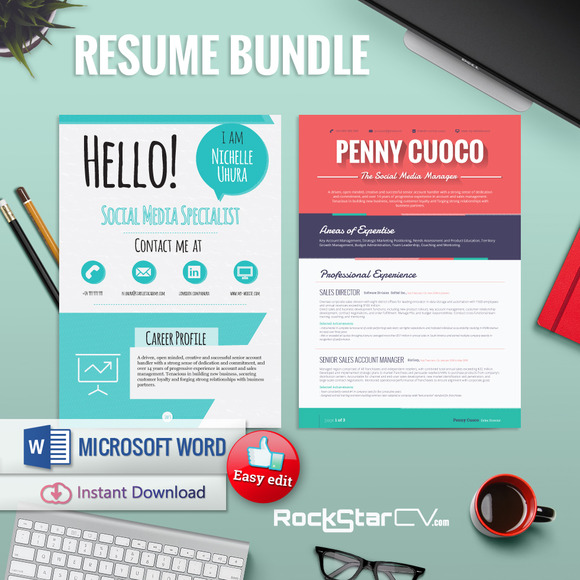 creative resumes templates creative resume template psd file best ...