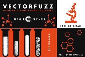 VectorFuzz Illustrator Brushes