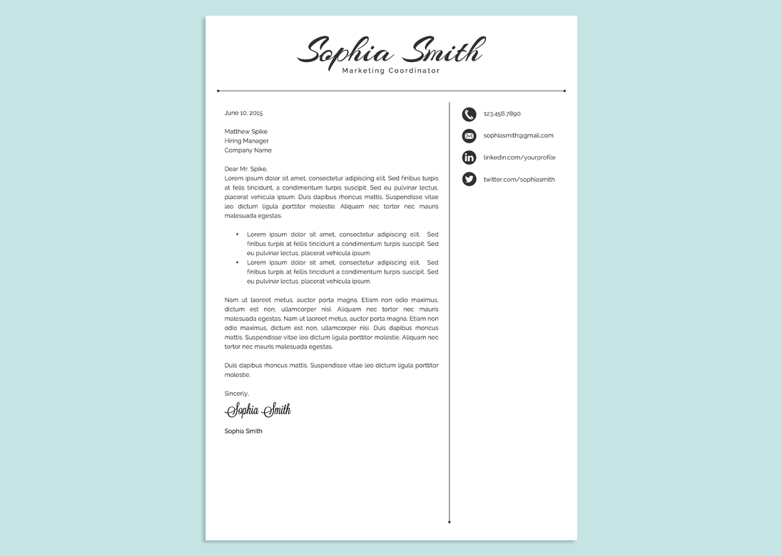 classic script word resume template resume templates on