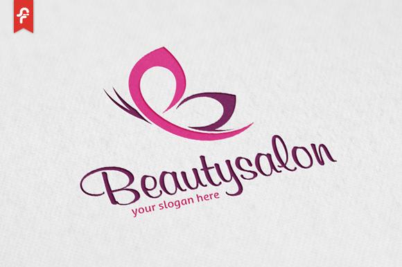 Beauty Salon Logo Logo Templates On Creative Market