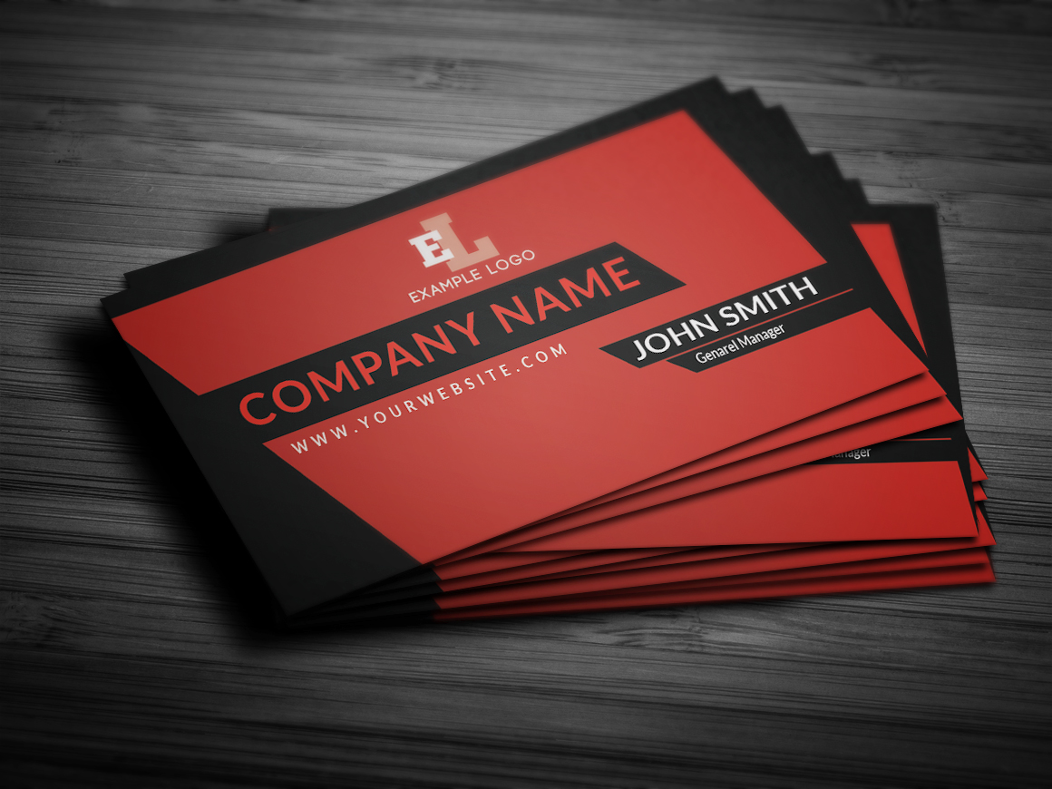 personal calling cards templates