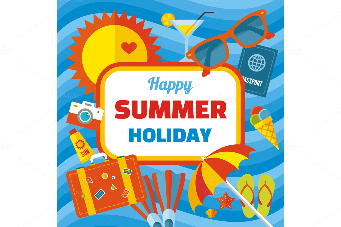 happiest day in summer holidays Time for family, friends, parties, and holiday wishes we've gathered  happy  holidays and all the best to you in the year to come it's been a.