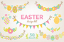 Easter Design Kit-Graphicriver中文最全的素材分享平台