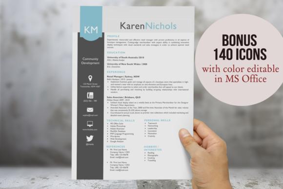 eye catching resumesEye catching Word resume design   Resume Templates on Creative Market e4uHxzgT