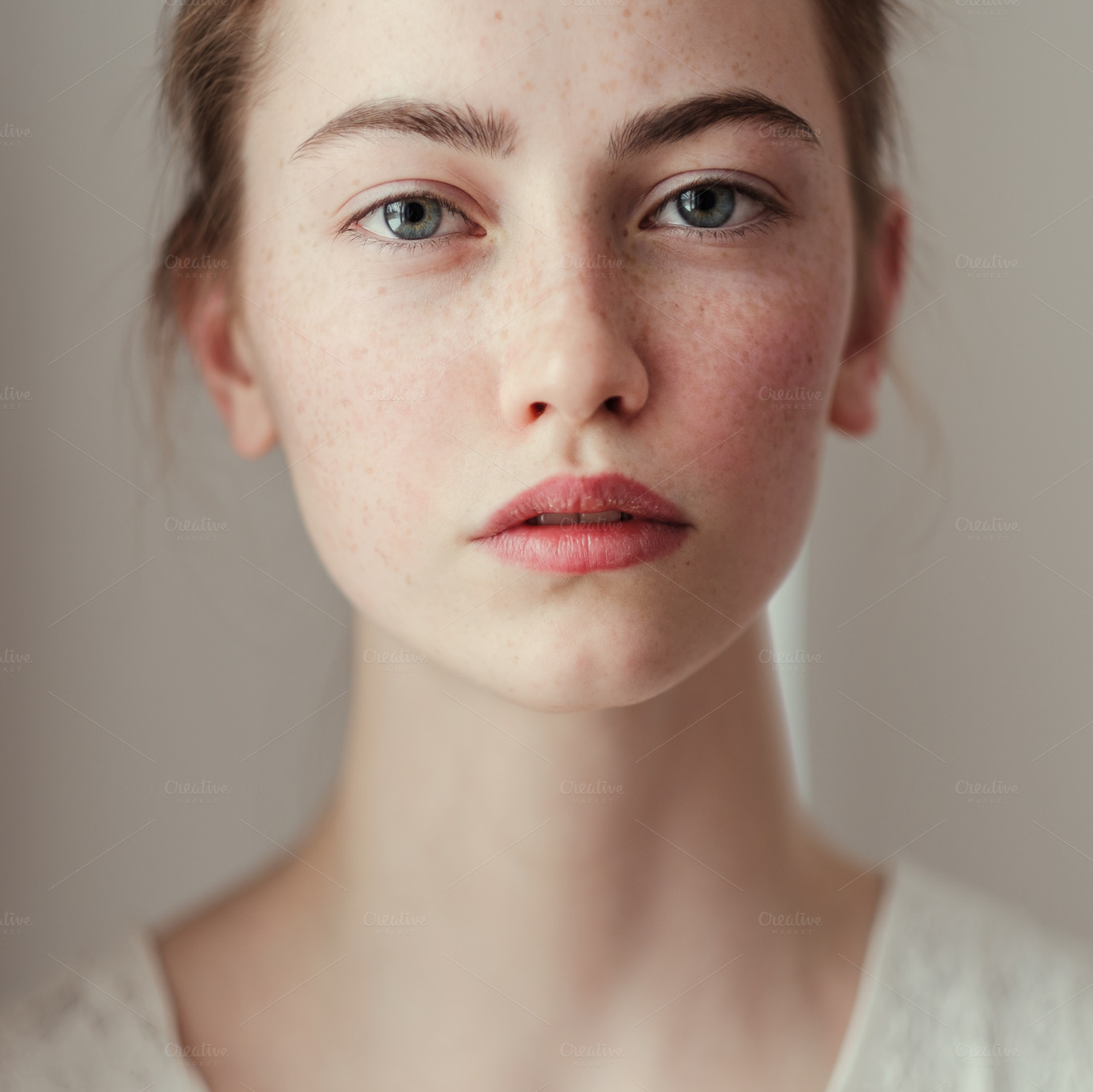 Websites Of Women With Freckles 30