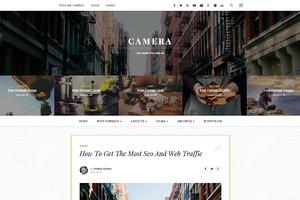 Noto Blogging WordPress theme
