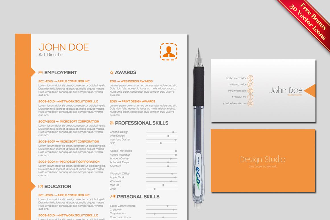 Resume Cover Letter Template Resume