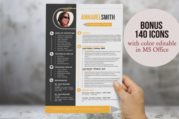 creative word resume templates white resume template word resume ...