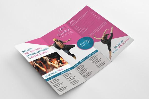 Trifold Studio brochure