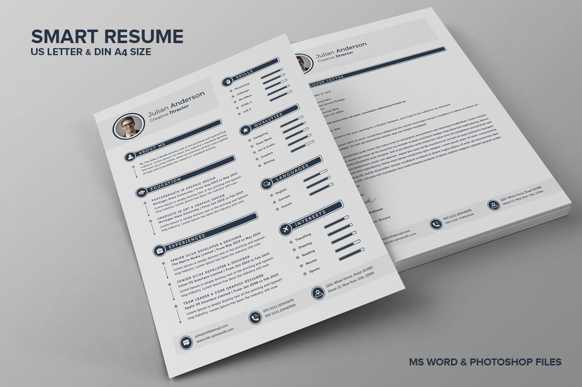 the smart cv resume