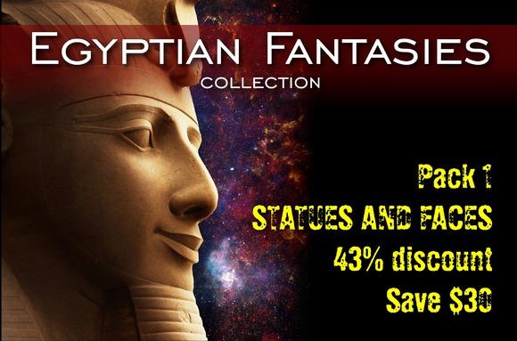Egyptian Fantasies Pack 1