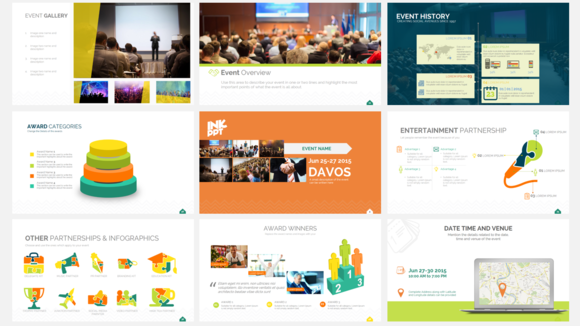 cm – event sponsorship powerpoint template 259122 - heroturko download, Presentation templates