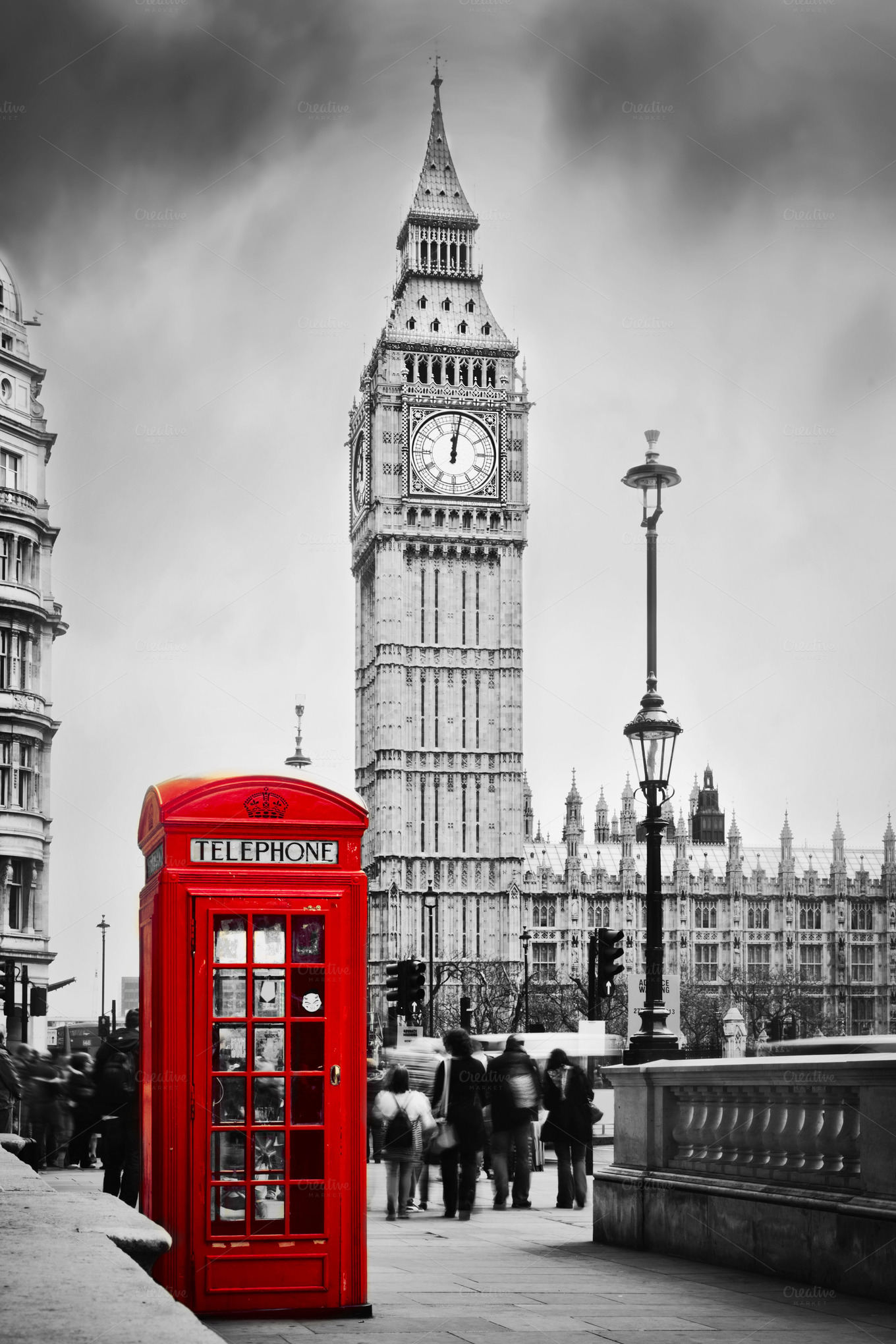 Telephone Booth Amp Big Ben London Architecture Photos On
