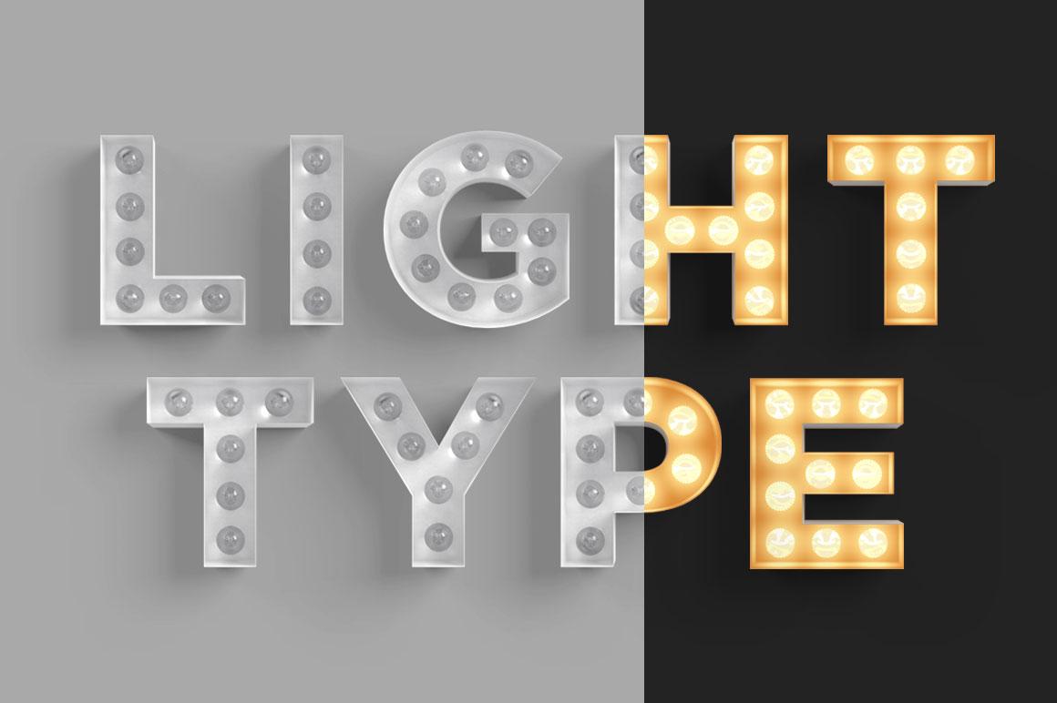 Light Bulb Type Graphics On Creative Market