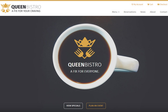 Queen Bistro – Cafe and Restaurant