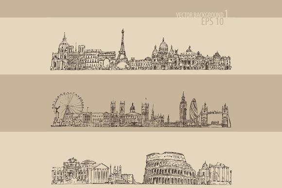 Set Of Cities