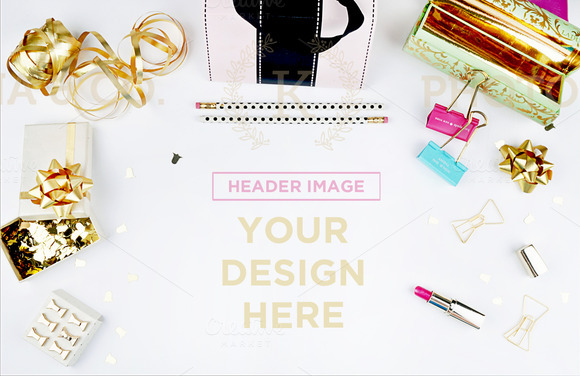 Product mockup.Header image.Hero - Product Mockups