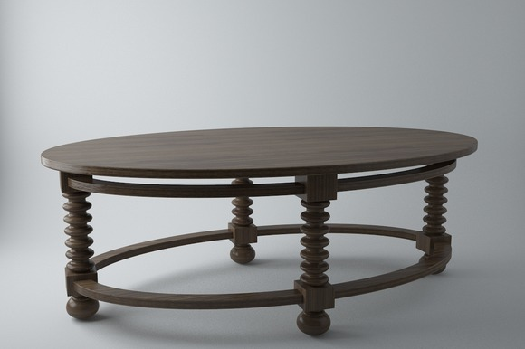Bernhardt Vestige Cocktail Table