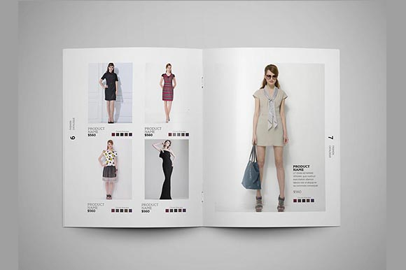 fashion brochure templates - fashion brochure template brochure templates on creative