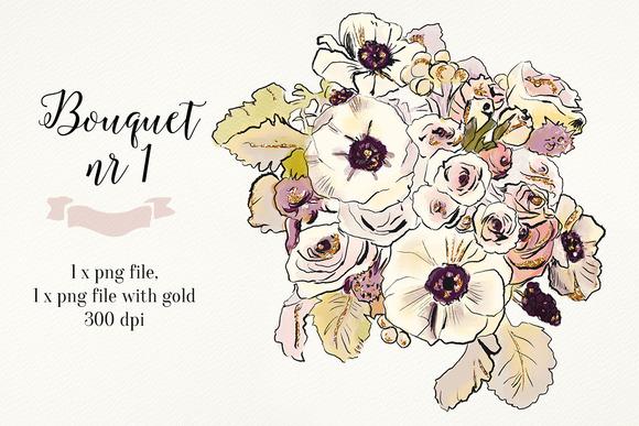 Bouquet Nr 1