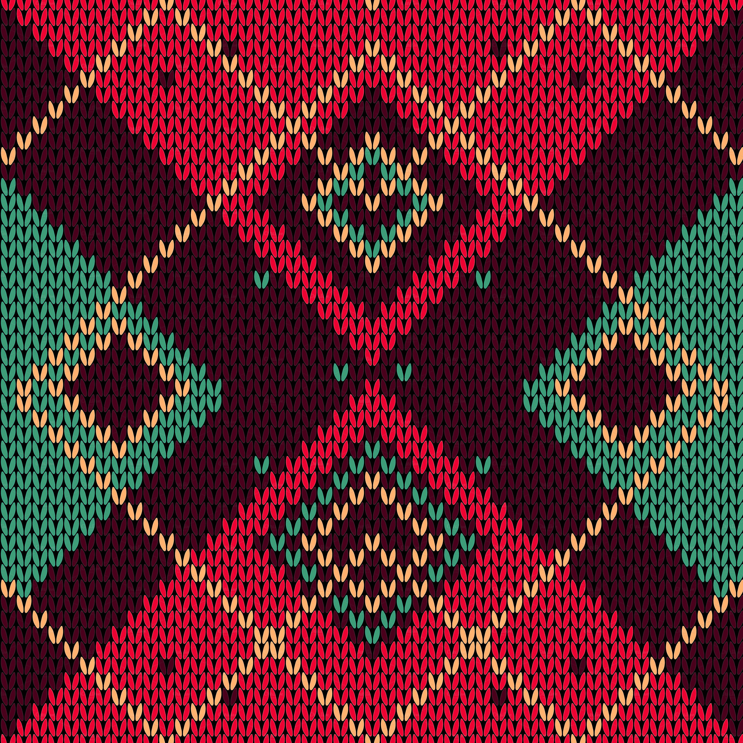 8 Seamless Knitted Sweater Pattern Patterns On Creative