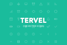 Tervel - Vector Stroke Icons iOS7