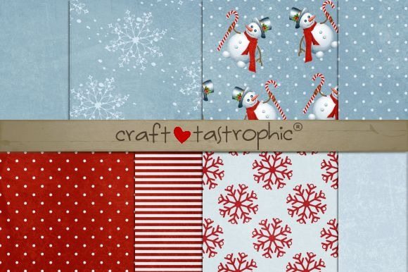 Xmas Cold Paper Pack