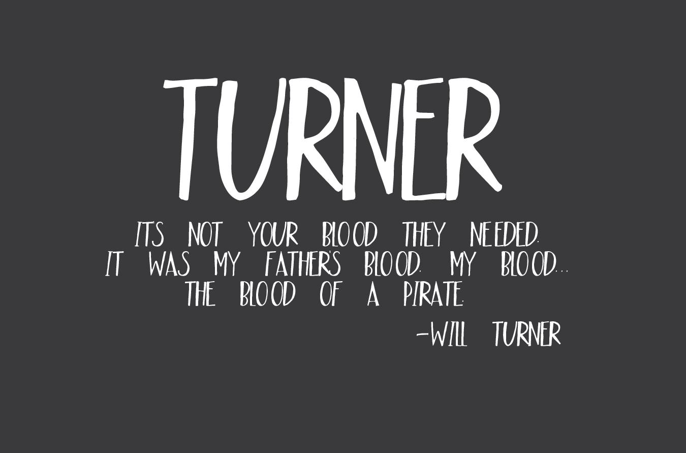 """免费字体 Turner丨""""反""""斗限免"""