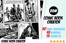 Comic Book Creator -photo to comic-
