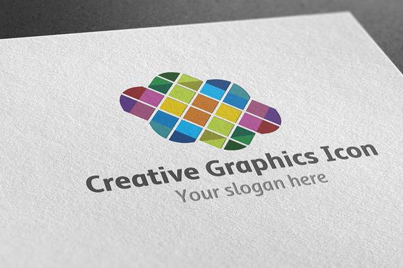 Creative Graphics Icon Logo